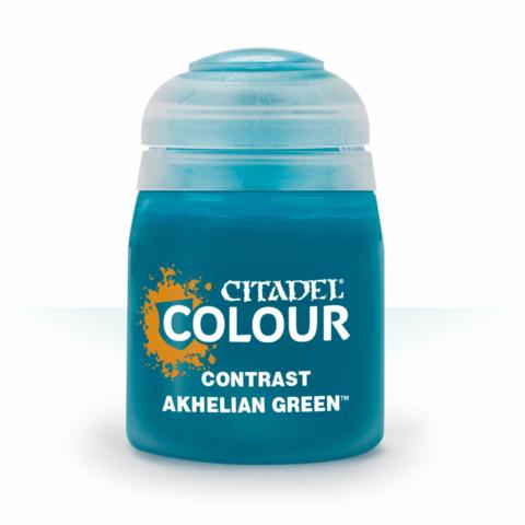 Akhelian Green (Contrast) 18 ml (29-19)