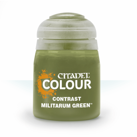 Militarum Green (Contrast) 18 ml (29-24)