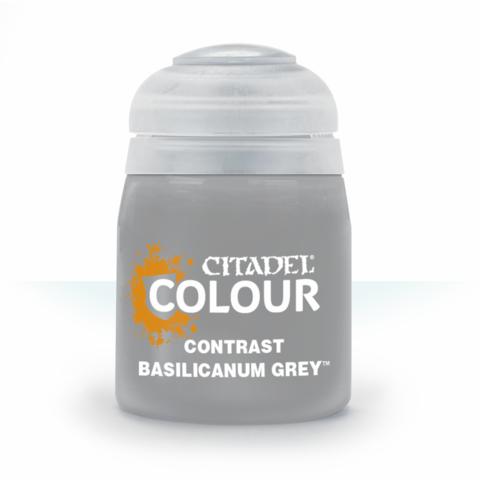 Basilicanum Grey (Contrast) 18 ml (29-37)