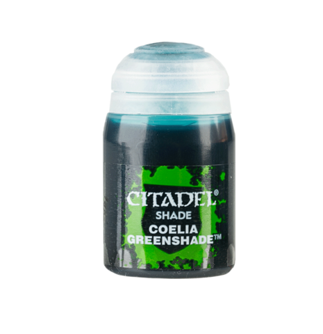 Coelia Greenshade (Shade) 24 ml (24-22)