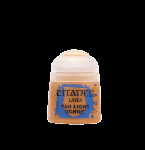 Tau Light Ochre (Layer) 12 ml (22-42)