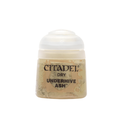 Underhive Ash (Dry) 12 ml (23-08)