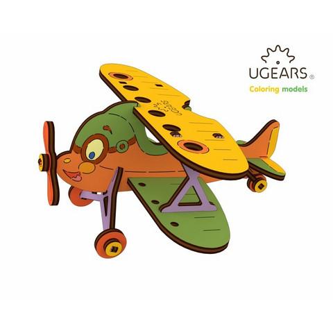UGEARS Kaksitasoinen lentokone