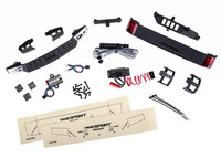 LED Head- and Tail Light Kit with Power Supply TRX-4 Sport (8085)