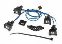 LED Expedition Rack Scene Light Kit TRX-4 (Body #8111) (8086)