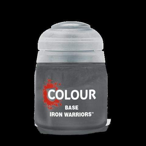 Iron Warriors (Base) 12 ml (21-48)