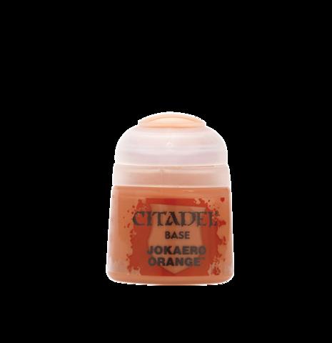 Jokaero Orange (Base) 12 ml (21-02)