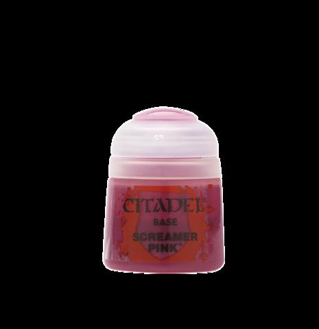 Screamer Pink (Base) 12 ml (21-33)