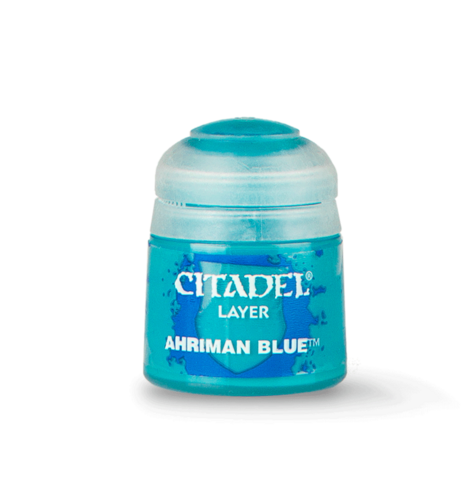 Ahriman Blue (Layer) 12 ml (22-76)