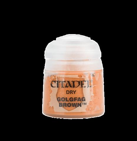 Golgfag Brown (Dry) 12 ml (23-26)