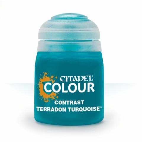 Terradon Turquoise (Contrast) 18 ml (29-43)