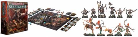 WH Underworlds Beastgrave (110-02-60)