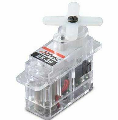 Hitec HS-40 Nano 4,8g (31040)