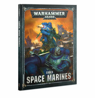 Codex Space Marines (English) NEW (48-01-)