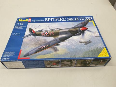 Spitfire Mk. IX C/XVI 1/48 (Revel)