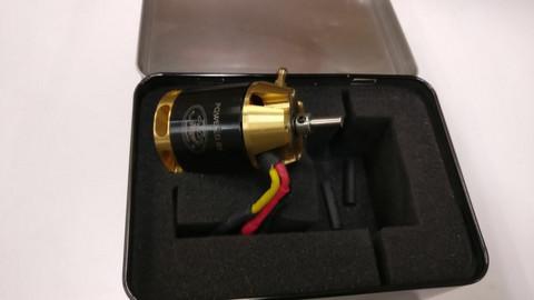 Scorpion HK-3026-2300KV vesijäähdytetty moottori