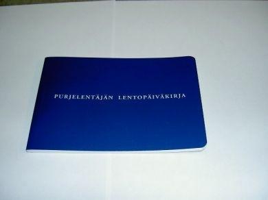Purjelentäjän lentopäiväkirja