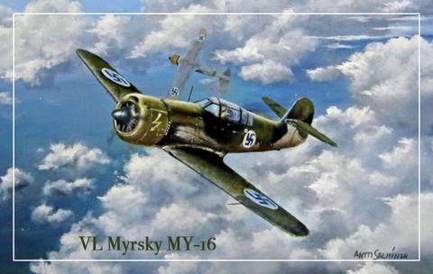Turvalompakko VL Myrsky My-16