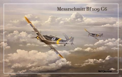 Turvalompakko Messerschmitt Bf G-6