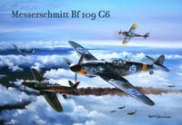 Magneetti Messerschmitt Bf 109 G6