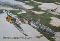 Magneetti Morane-Saulnier M.S.406
