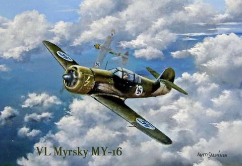 Magneetti VL Myrsky MY-16