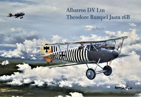 Magneetti Albatros DV