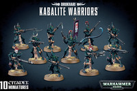 Drukhari Kabalite Warriors (45-07)