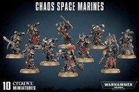 Chaos Space Marines (43-06)