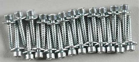 Du-Bro kuusiokanta servoruuvi (893)