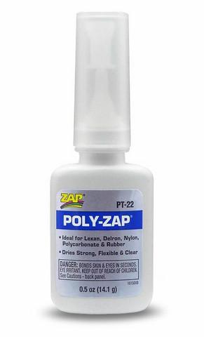 Pikaliima Poly-ZAP, 14,1 g (PT22)