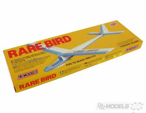 Rare Bird liidokki KIT DPR-Models