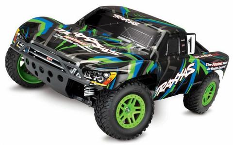 Slash 4WD 12T 1:10 RTR TQ Vihreä (68054-1GRN)