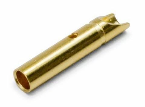 2,0mm liitin naaras (B9553)