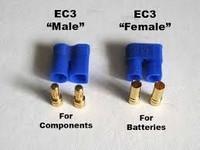 EC-3 liitin uros (63518)