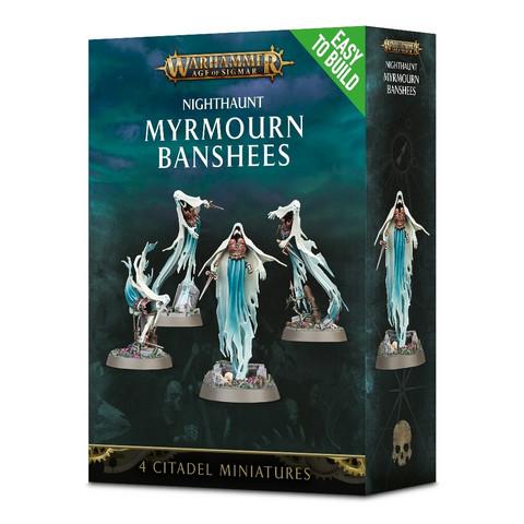 Nighthaunt Myrmourn Banshees (71-11)