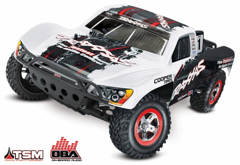 Slash VXL 2WD 1/10 RTR TQi TSM OBA w/o Battery & Charger (58076-24)