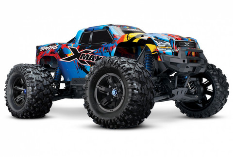 X-Maxx 8S 4WD Brushless TQi TSM Rock'n'Roll (77086-4RNR)