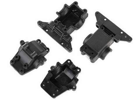 LaTrax bulkhead / diff housing (front/rear) (7530)