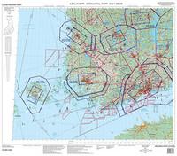 Helsinki West, 23 APR 2020, VFR-ilmailukartta