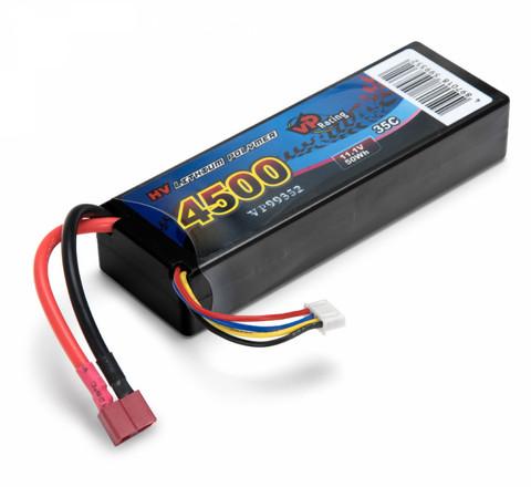 LiPo 4500mAh 3S 11,1V 35C (T-liitin) (VP99352)