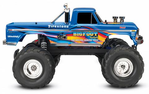 BIGFOOT No.1 Monster Truck 1/10 RTR Sininen-X (36034-1BLUEX)