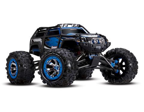 Summit 4WD 1/10 RTR TQi LED Sininen (ei sis. akkua/laturia) (56076-4BLUE)