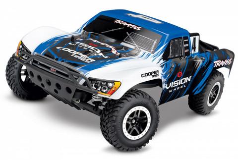 Slash 2WD 1:10 RTR TQ Vision (58034-1VIS)