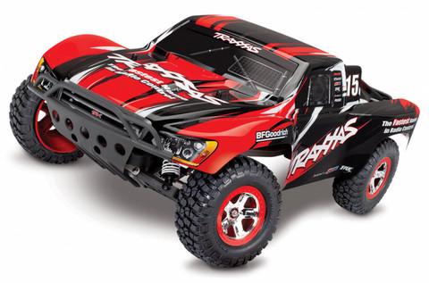 Slash 2WD 1:10 RTR TQ Punainen (58034-1RED)