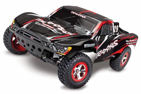 Slash 2WD 1:10 RTR TQ Musta (58034-1BLK)