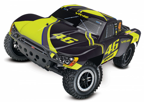 Slash 2WD 1/10 TQ RTR VR46 with Battery & Charger (58034-1VR)