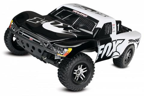 Slash VXL 2WD 1/10 RTR TQi TSM FOX (ei sis. akkua tai laturia) (58076-4FOX)