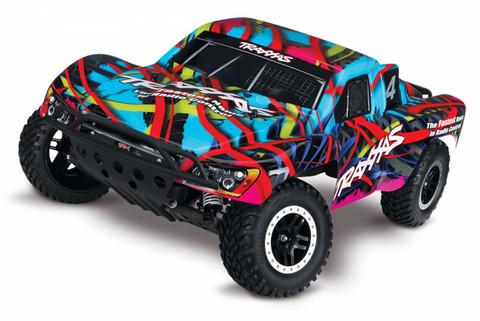 Slash VXL 2WD 1/10 RTR TQi TSM Hawaian (ei sis. akkua tai laturia) (58076-4HWN)