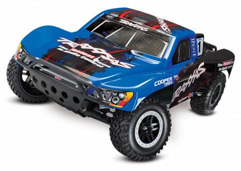 Slash VXL 2WD 1/10 RTR TQi TSM Sininen (ei sis. akkua tai laturia) (58076-4BLUE)